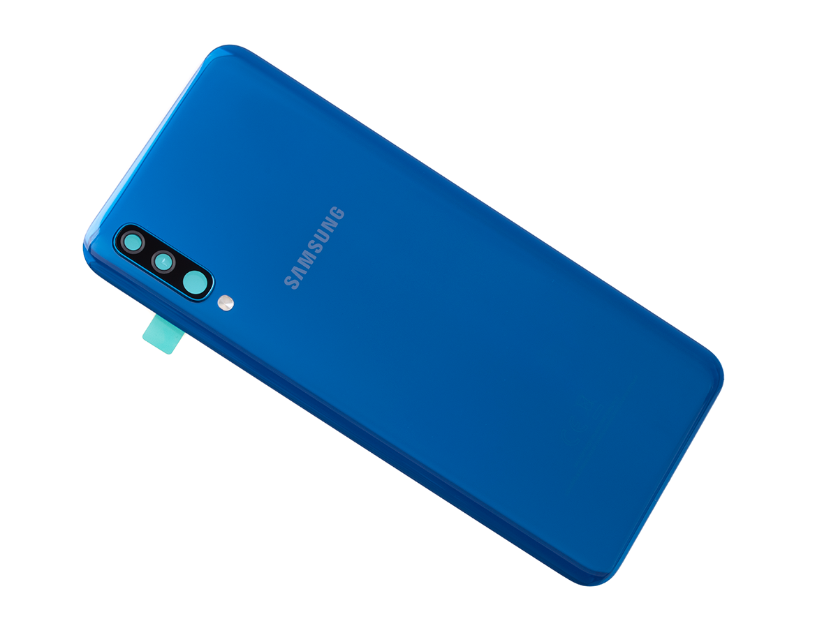 Samsung Galaxy A50 Battery Cover, Blue, GH82 19229C Parts4GSM