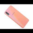 Samsung Galaxy A50 Accudeksel, Coral/Oranje, GH82-19229D