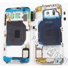 Samsung Middenbehuizing G920F Galaxy S6, Wit, GH96-08583B [EOL]