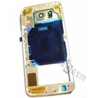 Samsung Middle Cover G920F Galaxy S6, Gold, GH96-08583C [EOL]