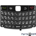 BlackBerry Bold 9700 Toetsenbord [QWERTY] Zwart | Bulk BW