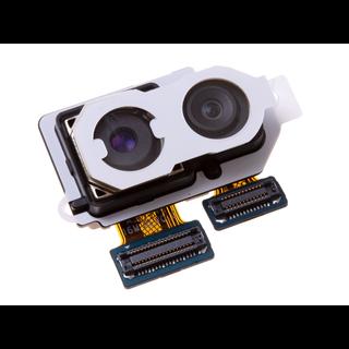 Samsung A405F/DS Galaxy A40 Dubbele Camera Achterkant, 16Mpix + 5Mpix, GH96-12465A