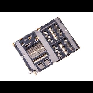 Samsung A405F/DS Galaxy A40 Speicher Karten Leser   , 3709-001936
