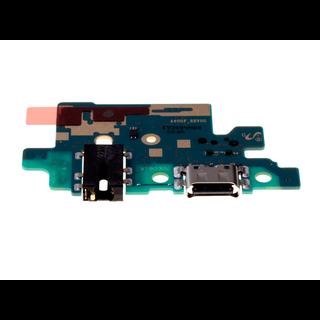 Samsung A405F/DS Galaxy A40 USB Ladebuchse Board, GH96-12454A