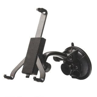Universal 2-in-1 Kopfstützen Tablet Autohalter von [Rebeltec] - Schwarz
