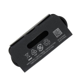 USB naar USB-C Kabel, HIGH COPY, Zwart, 1M, Geschikt Voor Samsung Telefoons, Tablets