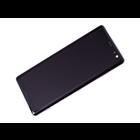 Sony Xperia XZ3 Display, Silber Weiß/Silver White, 1315-5027