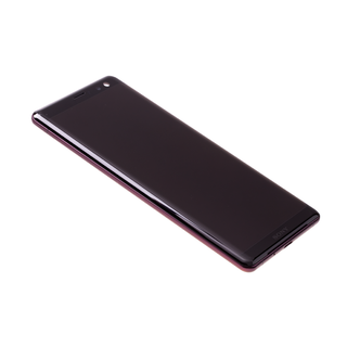 Sony Xperia XZ3 H8416 Display, Rot/Bordeaux Red, 1315-5029