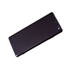 Sony Xperia XZ3 Display, Zwart, 1315-5026
