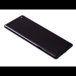 Sony Xperia XZ3 H8416 Display, Zwart, 1315-5026