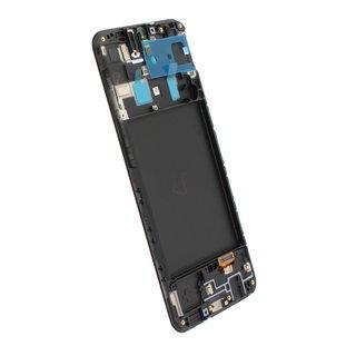 Samsung  A205F/DS Galaxy A20 Display, Schwarz, GH82-19571A