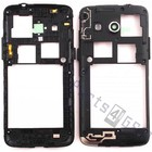 Samsung Middle Cover G386F Galaxy Core 4G, Black, GH98-30926B