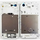 Sony Mittel Gehäuse Xperia E3, Weiß, A/402-59080-0001