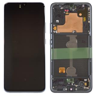 Samsung A908B/DS Galaxy A90 5G Display, Schwarz, GH82-21092A