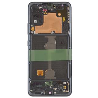 Samsung A908F/DS Galaxy A90 5G Display, Schwarz, GH82-21092A