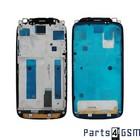 HTC One S Frame Chassis Display Zwart | Bulk vk3 r5
