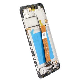 Samsung A015F/DS Galaxy A01 Display, Schwarz, GH81-18209A