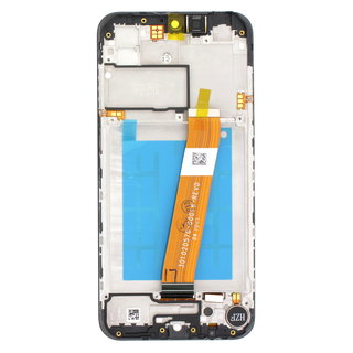 Samsung A015F/DS Galaxy A01 Display, Black, GH81-18209A