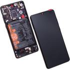 Huawei P30 Dual Sim Display, Black, Incl. Battery, 02352NLL