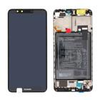 Huawei Y9 2018 Display, Schwarz, 02351VFR
