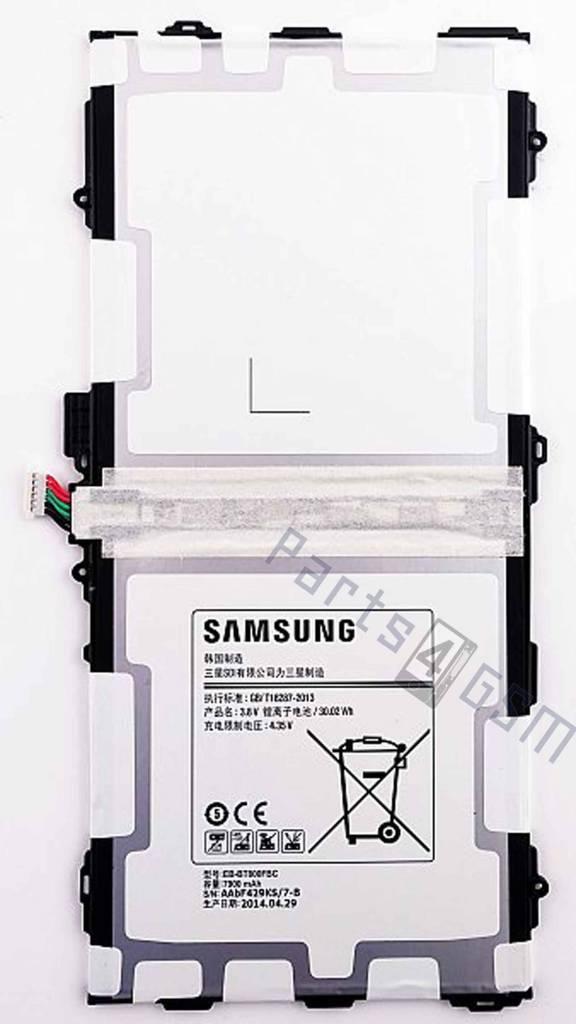 Cool Samsung Galaxy Tab S 10 5 T800 Battery Eb Bt800Fbe Evergreenethics Interior Chair Design Evergreenethicsorg