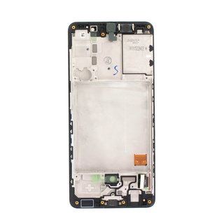 Samsung A415F/DS Galaxy A41 Display, Black, GH82-22860A;GH82-23019A