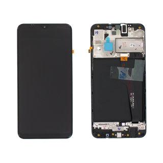 Samsung Galaxy A10 Display, Black, (NON-EU / V2), GH82-19367A;GH82-19515A