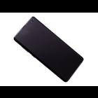 Samsung G975F Galaxy S10+ LCD Display Module, Zilver, GH82-18849G;GH82-18834G