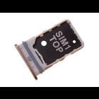 Samsung Galaxy A80 Simkarten Halter, Gold, GH98-44244C