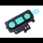 Samsung Galaxy Note 10 Camera Venster Frame, Aura Black/Zwart, GH98-44522A