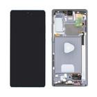 Samsung Galaxy N980B Note20 Display, Mystic Gray, GH82-23495A;GH82-23733A