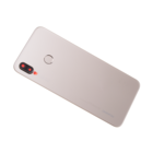 Huawei P20 Lite Dual Sim (ANE-L21) Accudeksel, Platinum Gold/Gold, 02351WTG