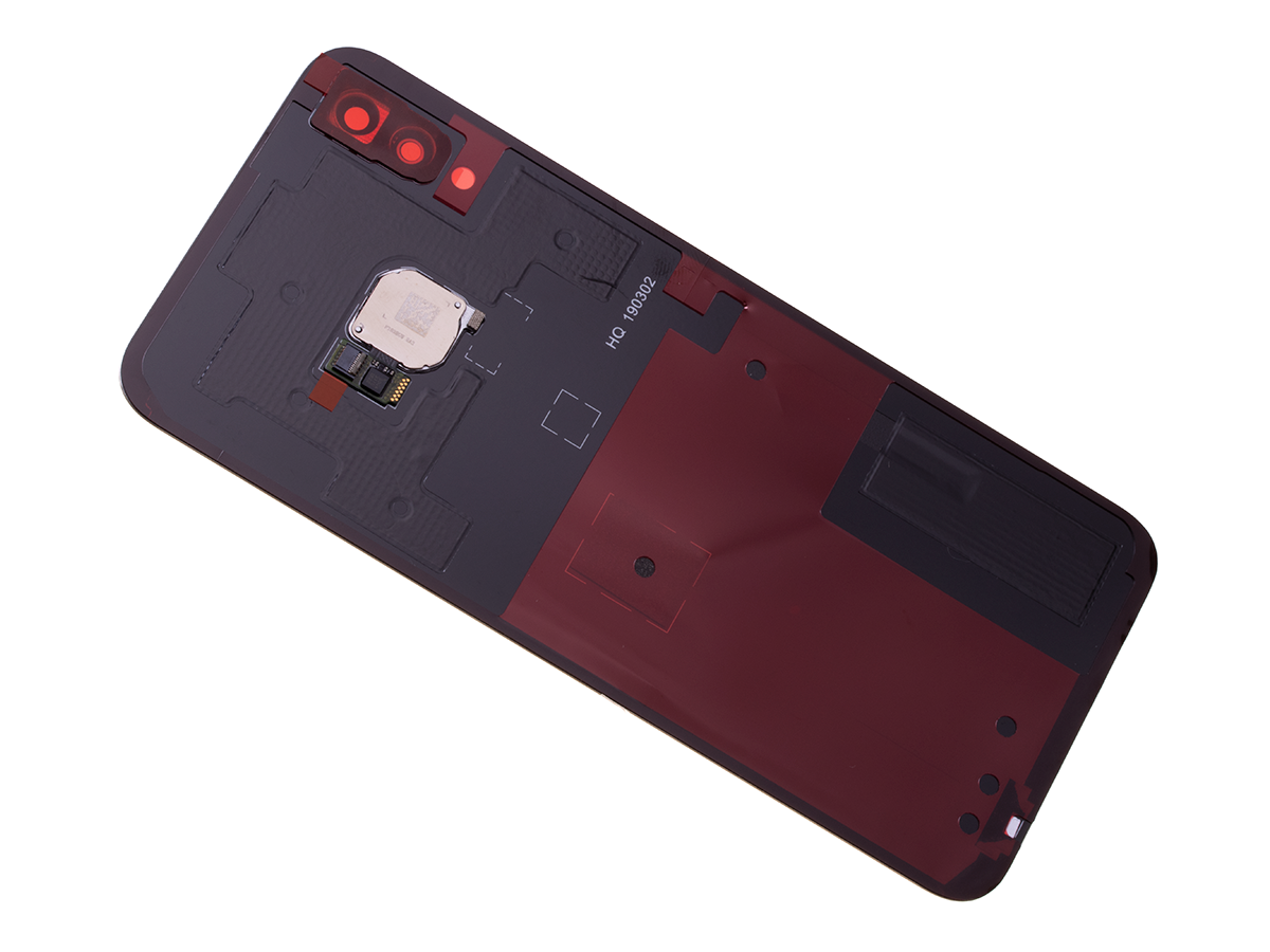 Huawei P20 Lite Dual Sim ANE L20 Akkudeckel , Platinum Gold/Gold ...