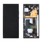 Samsung Galaxy N986B Note20 Ultra Display, Mystic Black/Zwart, GH82-23596A;GH82-23597A