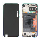 Huawei P40 Lite E Display, Aurora Blue/Blauw, 02353FMX