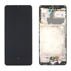 Samsung Galaxy A42 5G Display, Black, GH82-24375A;GH82-24376A