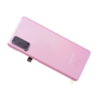 Samsung Galaxy S20 Battery Cover, Cloud Pink, GH82-22068C