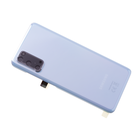 Samsung Galaxy S20 Battery Cover, Cloud Blue, GH82-22068D