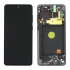 Samsung Galaxy Note 10 Lite Display, Aura Black/Zwart, GH82-22055A