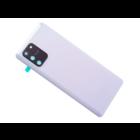 Samsung Galaxy S10 Lite Battery Cover, Prism White, GH82-21670B