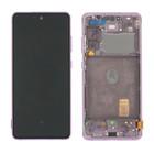 Samsung Galaxy S20 FE 5G Display, Cloud Lavender/Paars, GH82-24214C;GH82-24215C