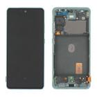 Samsung Galaxy S20 FE 5G Display, Cloud Mint/Groen, GH82-24214D;GH82-24215D