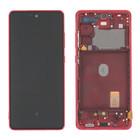 Samsung Galaxy S20 FE 5G Display, Cloud Red/Rood, GH82-24214E;GH82-24215E