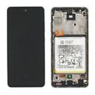Samsung Galaxy A52 5G Display, Awesome White, GH82-25229D;GH82-25230D