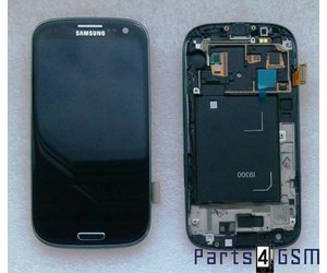 Samsung Galaxy S3 / S III i9300 LCD Display + Touchscreen + Frame