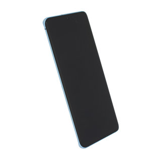 Samsung G981F/DS Galaxy S20 5G Display, Cloud Blue, GH82-22123D;GH82-22131D