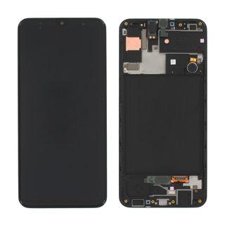 Samsung A307F/DS Galaxy A30s Display, Black, GH82-21190A;GH82-21329A