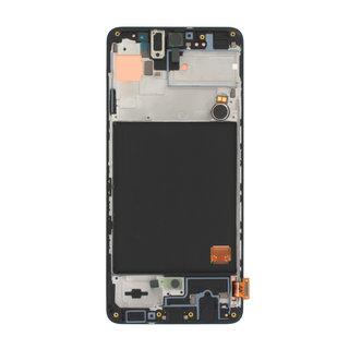 Samsung A515FN/DS Galaxy A51 Display, Black, GH82-21669A;GH82-21680A;GH82-22084A