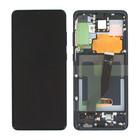 Samsung Galaxy S20+ 5G Display, Cosmic Black/Zwart, GH82-22134A