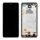 Samsung Galaxy A72 4G Display, Awesome Black/Zwart, GH82-25460A